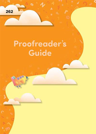 Proofreader's Guide
