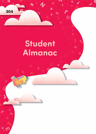 Student Almanac Opening Page