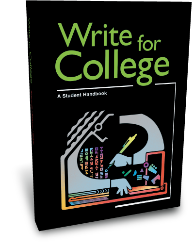 Write for College Teacher's Guide