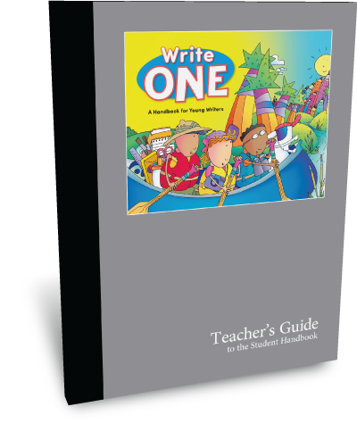 Write One Teacher's Guide Table of Contents