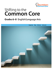 Shifting to the Common Core Cover