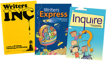 Writers INC, Writers Express, and Inquire