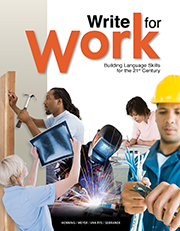 Write for Work Cover
